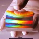 Nanotrükk võimaldab valmistada suurte pindaladega metamaterjale