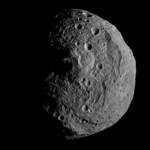 NASA: lähivõte asteroid Vestast