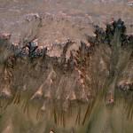 Andmed NASA kosmoselaevalt: Marsil leidub voolavat vett