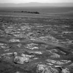 Marsi kulgur lähenemas Endeavour'i kraatrile