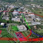 SuperB osakestekiirendi projekt algas