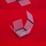 Valguse abil 3D objektideks muundatud 2D mustrid