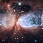 Hubble'i teleskoop jäädvustas jõulutervituse