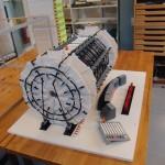 Füüsik valmistas Lego klotsidest LHC ATLASe eksperimendi mudeli