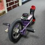 MIT tudeng ehitas isebalansseeriva elektrilise mootorratta