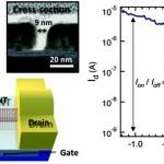 IBM-i teadlased valmistasid süsinik nanotorudest 9 nanomeetrise läbimõõduga transistori
