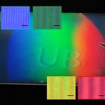 Teadlased valmistasid vikerkaarevärvilise polümeeri