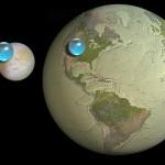 Jupiteri kuu Europa on veerikkam kui Maa