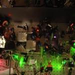 Laser tuvastas bakteritsiidi koostise