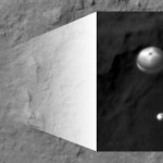 Curiosity edukas maandumine