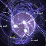 Kvarkaine seos Higgsiga