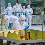 Valmisid esimesed James Webbi teleskoobi peeglid