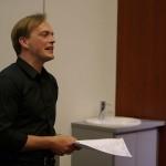Tartu Ülikooli Füüsika Instituudi direktorikandidaatide debatt: vastab Mart Noorma