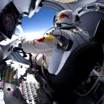 Austria langevarjur soortiab vabalangemise stratosfäärist