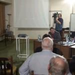Eile toimus Tartu Ülikooli Füüsika Instituudi direktorikandidaatide ametlik debatt