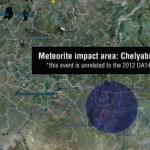 Uued andmed Venemaale sadanud meteoori suuruse kohta