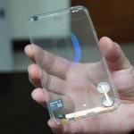 Käesoleva aasta lõpus tuleb turule läbipaistva ekraaniga puutetundlik mobiiltelefon