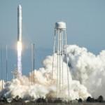Erasektori rakett Antares läks edukalt teele