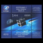 ESTCube-1 sai margi