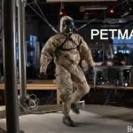 Mannekeen Petman keemiarelva ei karda