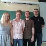 Eesti Füüsikaüliõpilaste Seltsil on uus juhatus