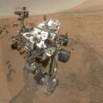 NASA robotkulgur Curiosity leidis Marsilt vett