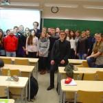 Eesti Füüsikaüliõpilaste Selts saadab tudengid tagasi kooli