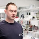 Friedrich Kaasik: tänavune Tamkivi Reaalteaduste Fondi stipendiaat