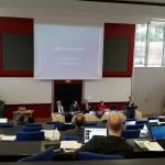 Euroopa Füüsika Seltsi nõukogu koosolekult