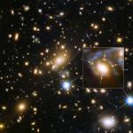 Supernoova gravitatsiooniläätses