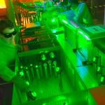 Osakeste laserkiirendid saavutasid enneolematu võimsuse