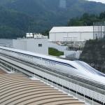 603 km/h: uus rongide kiirusrekord