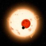 Avastati planeet, mis tiirleb ümber kahe tähe